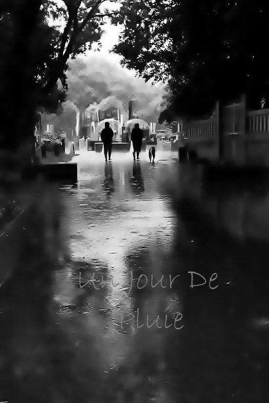 « Le jour de pluie est un jour idéal, le seul où les parents s'ingénient à nous trouver quelque chose à faire sans y parvenir. »