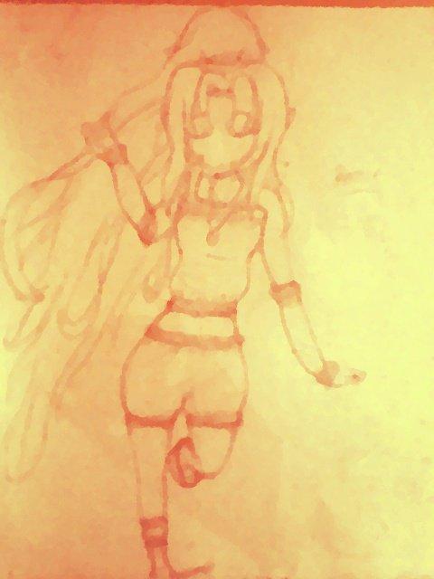 La fille du feu '_'