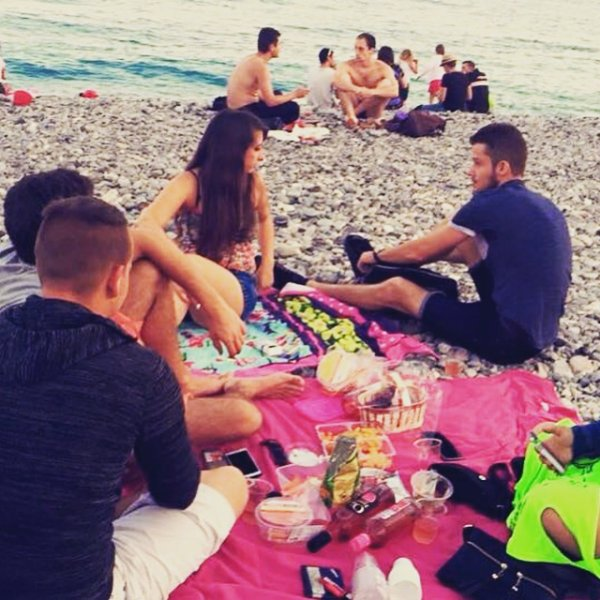 Soirée plage ♥