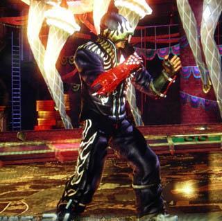 Jin Kazama T6 News Cutomization New Outfit Tekken Zaibatsu Amy Emmanuel 03