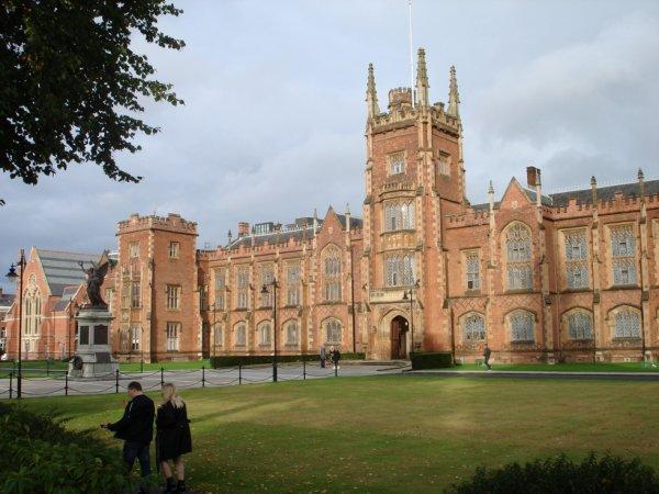 université en république Irlandaise