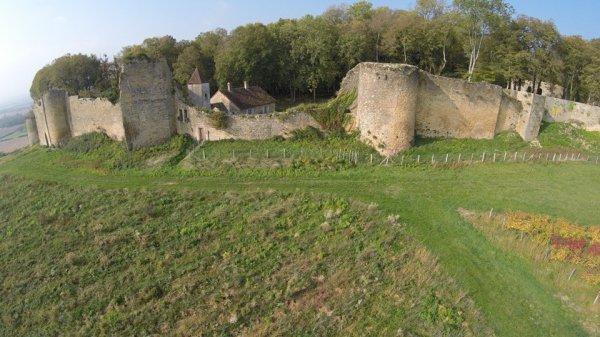 château féodal Arlay 39