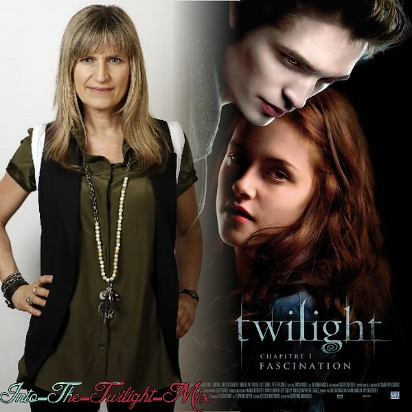 Catherine Hardwicke → Twilight