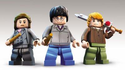 Lego Harry Potter année 5 à 7