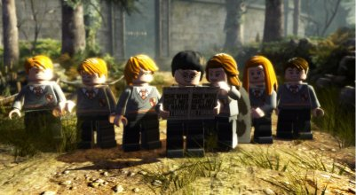 Nouvelle vidéo LEGO Harry Potter + quelques images