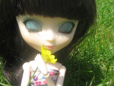 In the garden ~ ♥