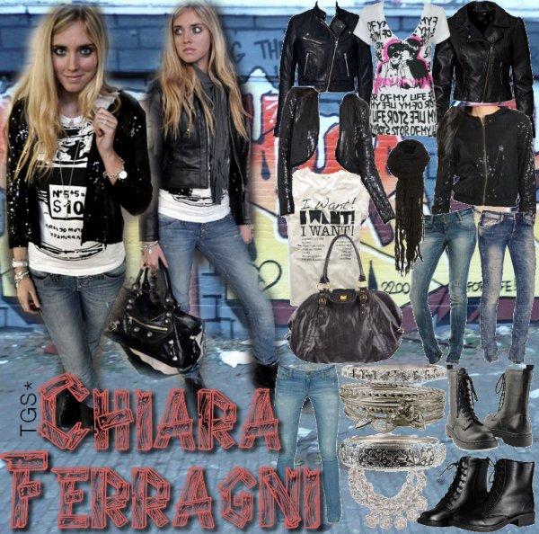 Chiara Ferragni - 0ctobre 2009