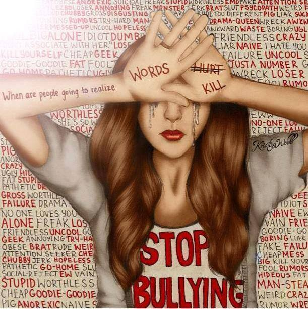 STOP bullying please ..