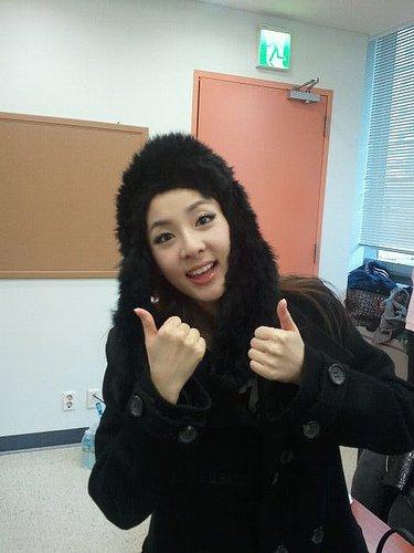 Me2day Dara & Minzy - 26/12/10