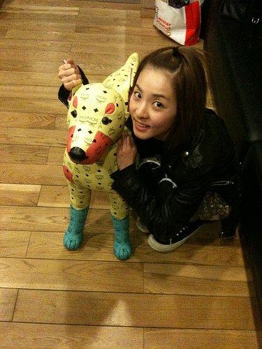 Me2day Bom & Minzy - 26/01/11