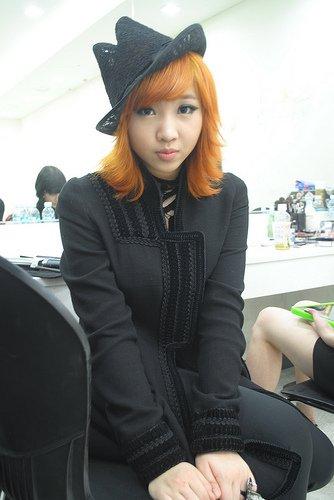Me2day Dara & Minzy - 27/01/11