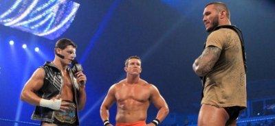 Randy Orton SmackDown Du 19 aoùt