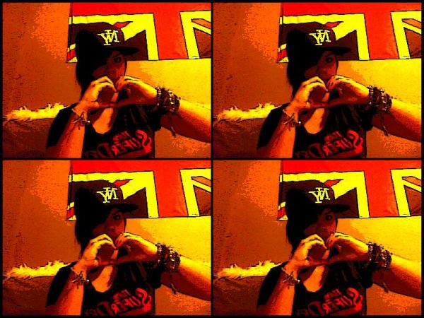 Mon coeur ne bas que pour toi ;$ ♥