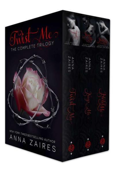 Trilogie Enlèvement de Anna Zaires