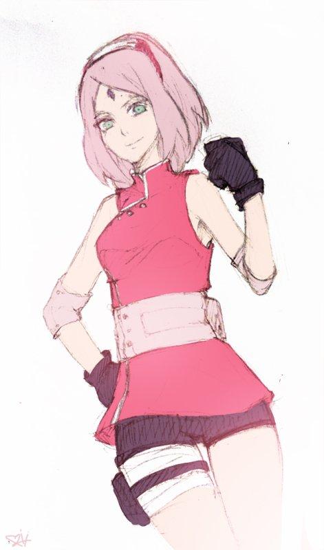 Vidéos de Sakura Haruno  3 !