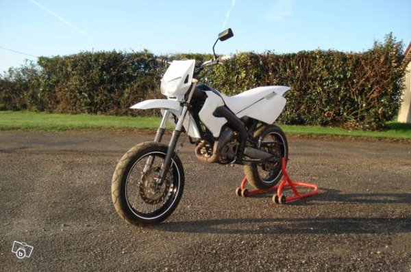 Derbi Xtreme white eddition!!