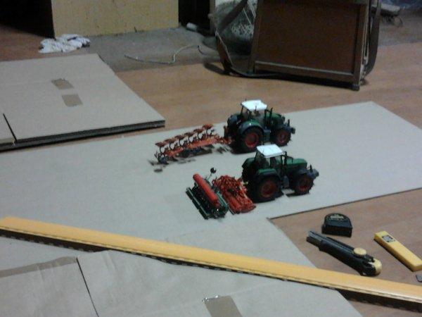 Projet diorama