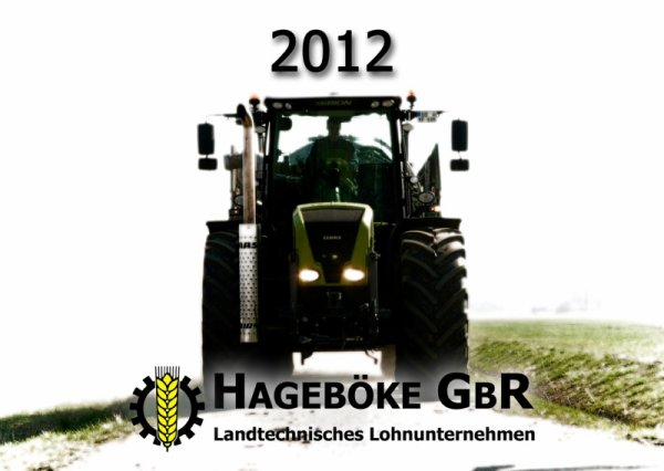 Kalender 2012 !!