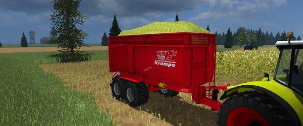 Magnifique benne Krampe pour Landwirtschafts simulator 2011 ;)