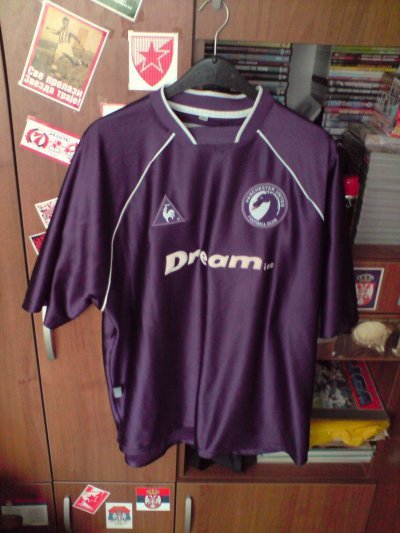 2001-2003 Harchester united xl...2,5