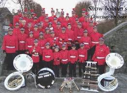 Voici une photo du groupe..
