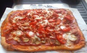 Une pizza :)