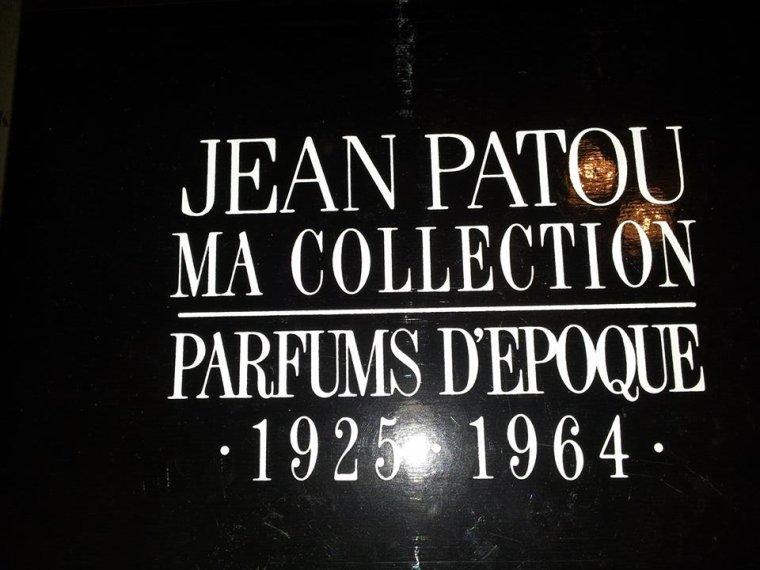COFFRET JEAN PATOU
