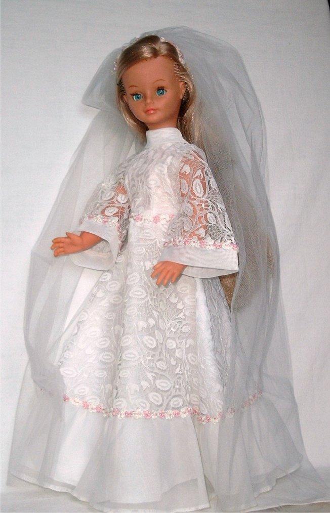 Cathie mariée