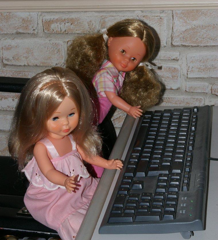 Mes secrétaires !