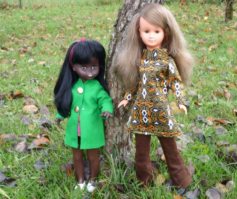 Dolly et Célia