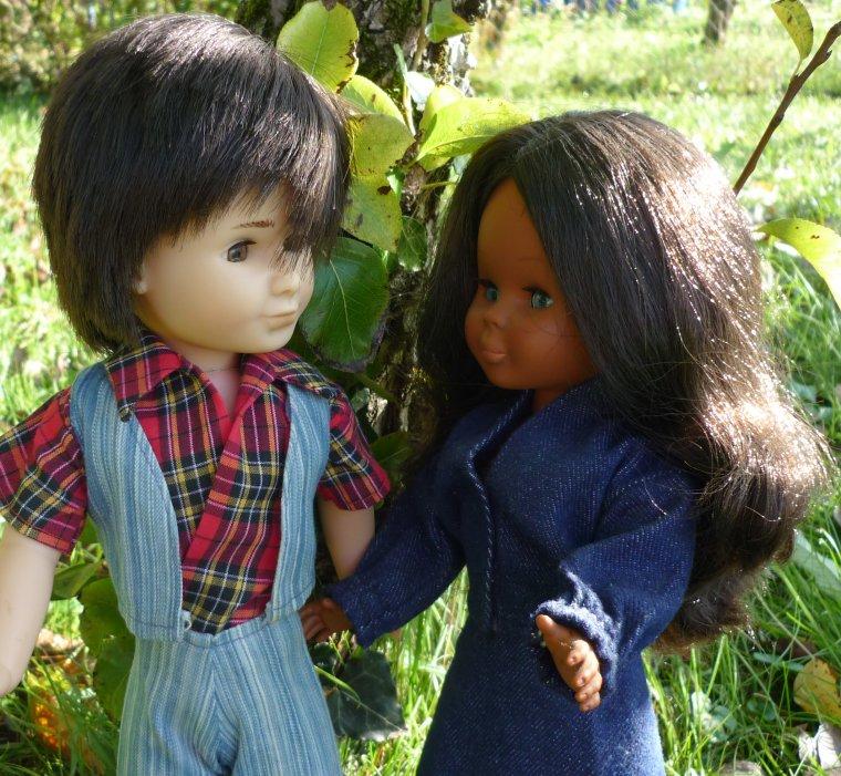 Nancy et Lucas