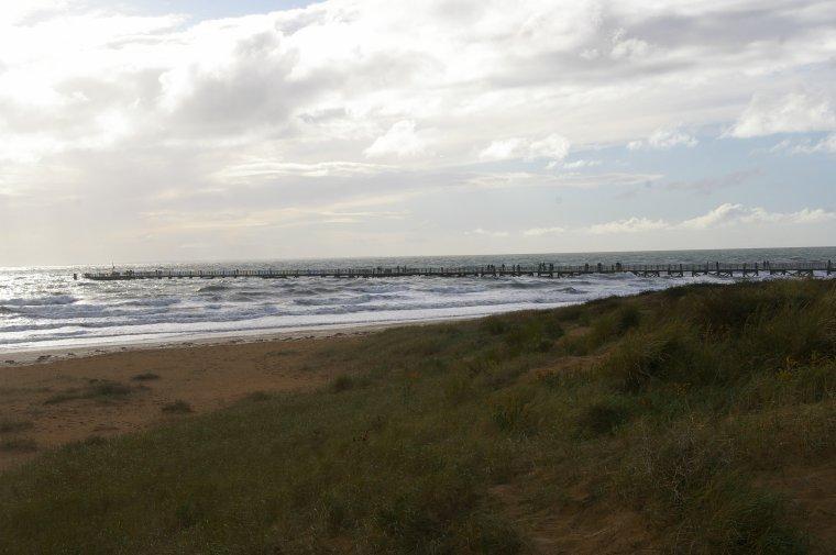 Grande marée en Vendée