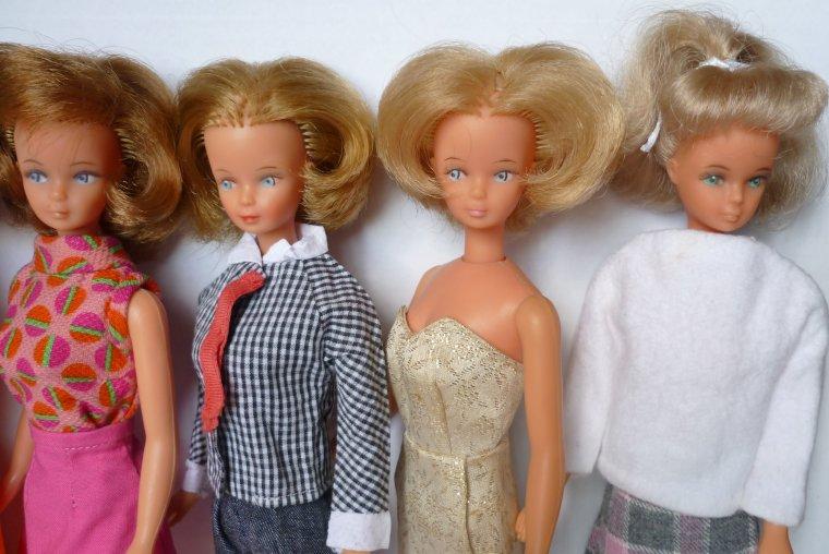 Ariane, Bellita, Hilda....