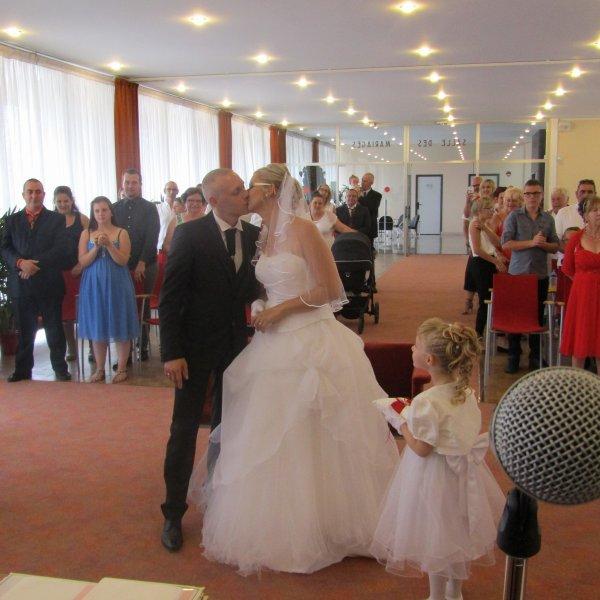 mariage de ma fille  Émilie et YAYA+♥ ♥ 2017+freddy