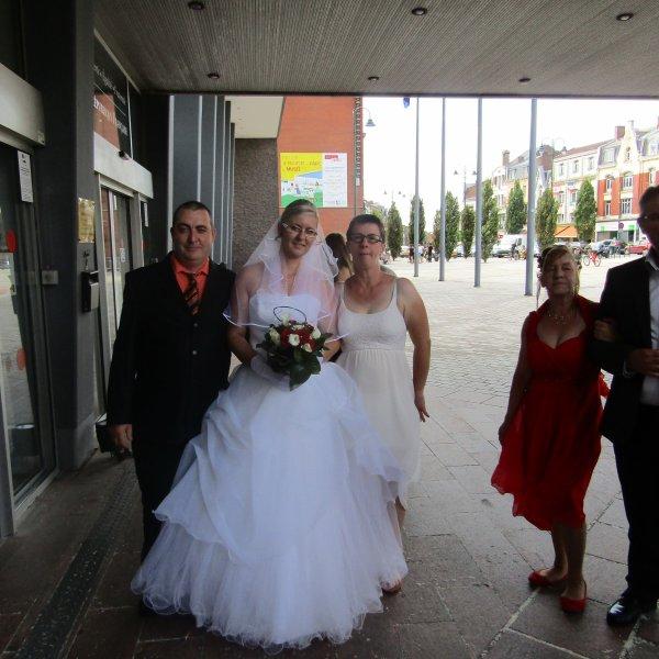 mariage de ma fille  Émilie et YAYA+  2017+freddy Hervé  et  Sandrine