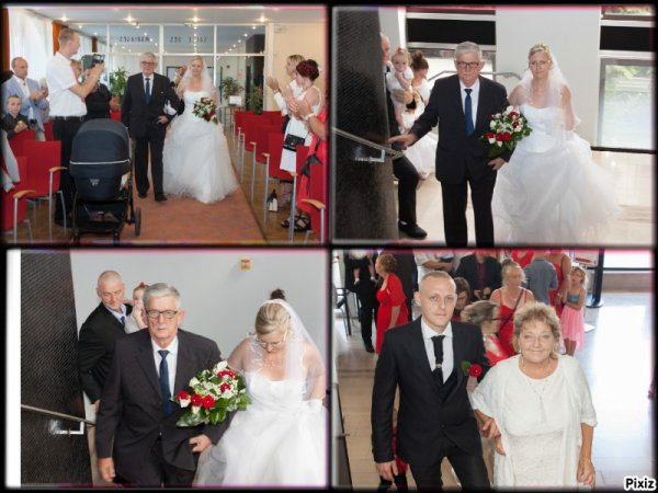 u  mariage de ma fille   Émilie yaya 2017