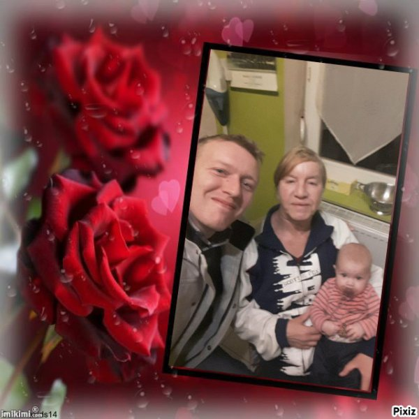 2017 Gloriane Jérôme et sa fille +♥ ♥ ♥ ♥   Gloriane  àl'hôpital   tu vas bien ★☆★☆