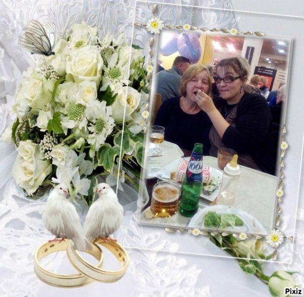 Gloriane et Aurélie 2017 au Flunch