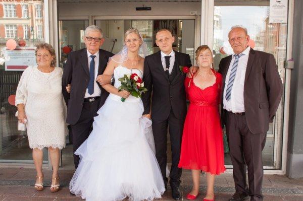 mariage de ma fille  Émilie   et yaya  2017