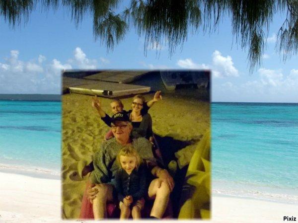 Émilie Yannick et sa fille et moi freddy✿