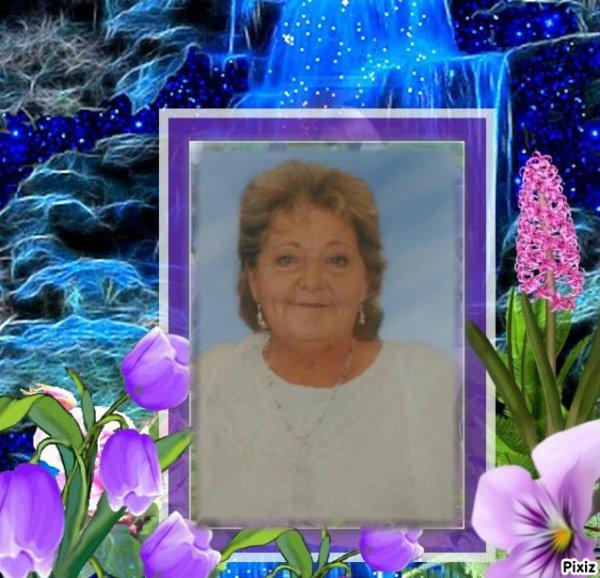 ma belle-mère René 2018 repose en paix