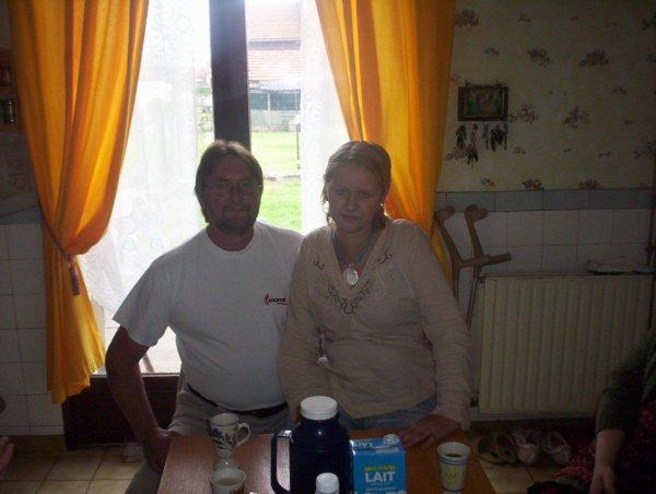 Gloriane et Freddy+Claude et Émilie❖❖