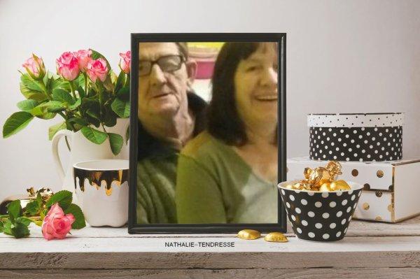 Gloria ne et Freddy Nathalie-Tendresse un grand merci pour le cadeau ♥ ♪.♥ ♪.♥ ♪.