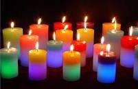 les bougies de lamour