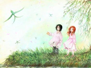 Lily et Severus