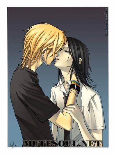 Lucius / Severus