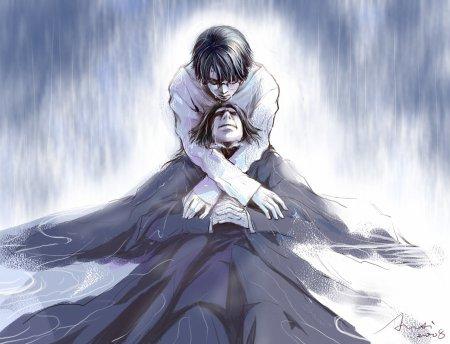 Severus / Harry