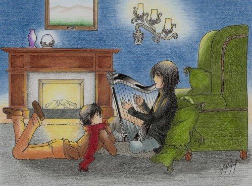 Harry / Severus