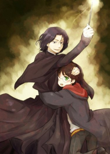 Fanfictions : Harry & Severus => Mentor-Guardian-Severitus