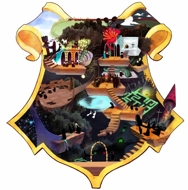 Jeux Harry Potter !